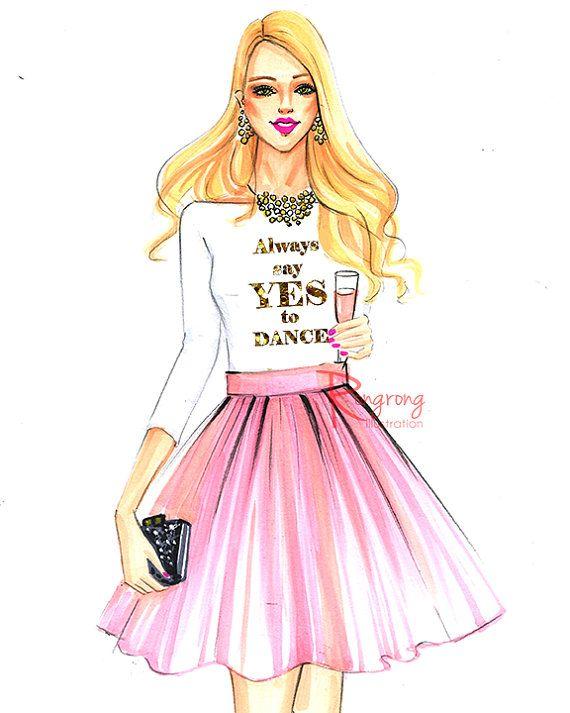 Fashion illustration sketch,Fashion art,Fashion illustration,Chic wall art…