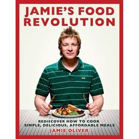Love Jamie Oliver and am his Number One Food Revolutionary!