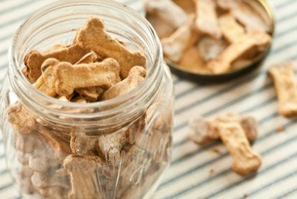 Sweet Potato Apple Dog Treats by wholefoodmarkets