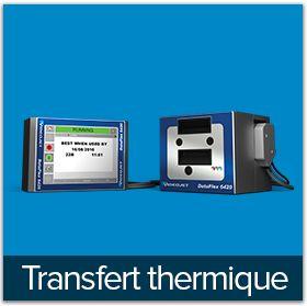 système d'impression de transfert thermique Videojet