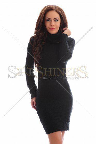 PrettyGirl Strangers Black Dress