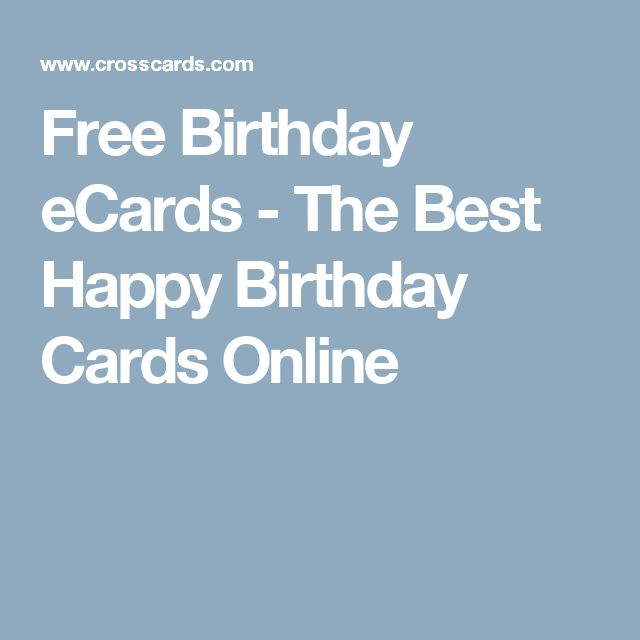 The 25 best Happy birthday cards online ideas – Send Free Birthday Greetings Online
