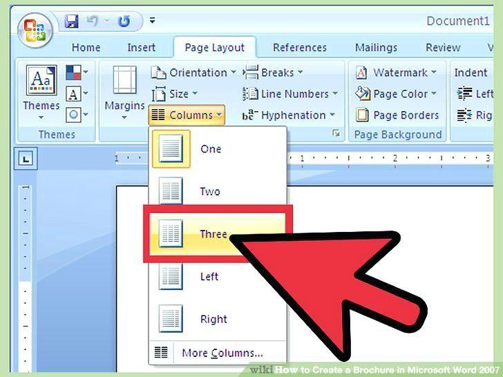Microsoft Word 2007 Flyer Templates