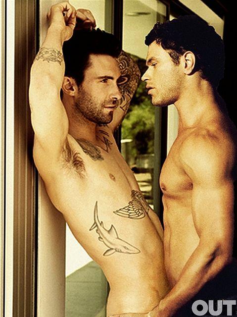 Best of Adam Levine Nude Gay Porn