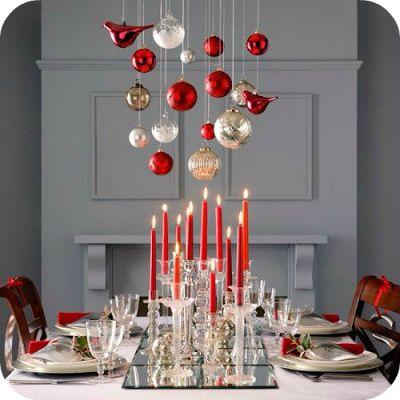 15 ideas para decorar tu mesa estas navidades