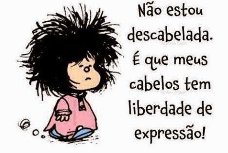 LAETA HAIR FASHION SALÃO DE BELEZA: DESCABELADAS