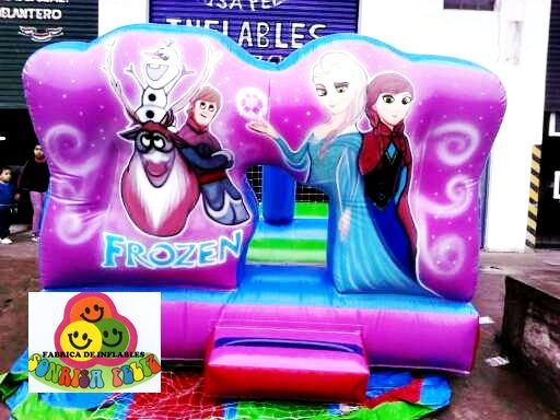 inflable frozen