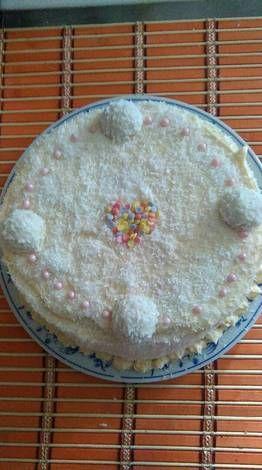 Rafaello torta egyszerűen