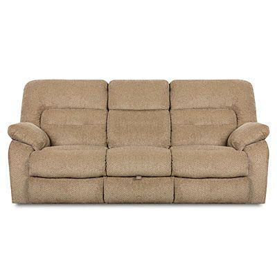 Simmons 174 Columbia Stone Reclining Sofa At Big Lots