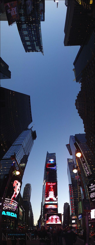 Time Square New York City Neil Van Niekerk New York City