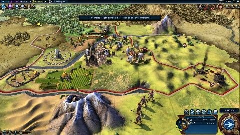 Civilization VI - First Look: Greece (Gorgo) Get a first look at Queen Gorgo of Sparta married to King Leonidas I in the 5th century BC. October 12 2016 at 10:30PM  https://www.youtube.com/user/ScottDogGaming