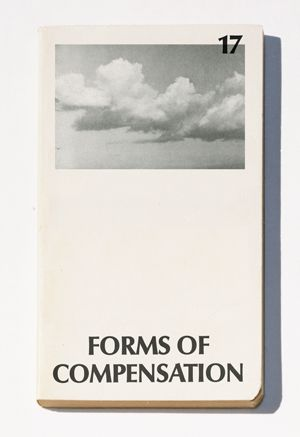 ✖ forms of compensation
