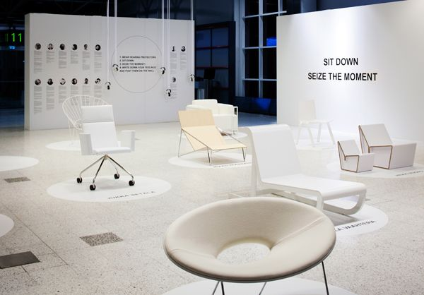 Helsinki Airport Design Gallery