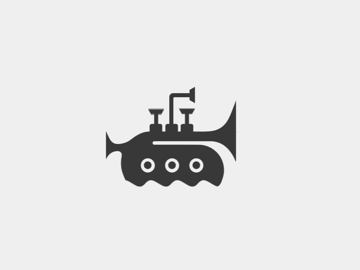 Trumpetsubmarine Animated by Drawithpixels