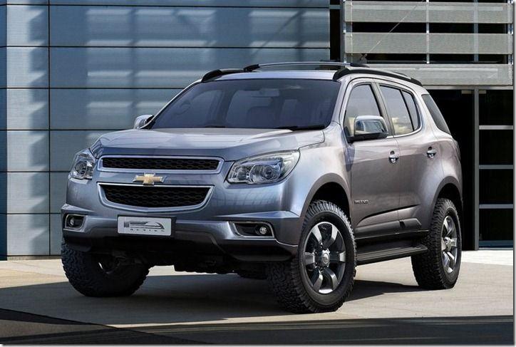 Chevrolet Trailblazer SUV Launched In Brazil–India Launch Possible