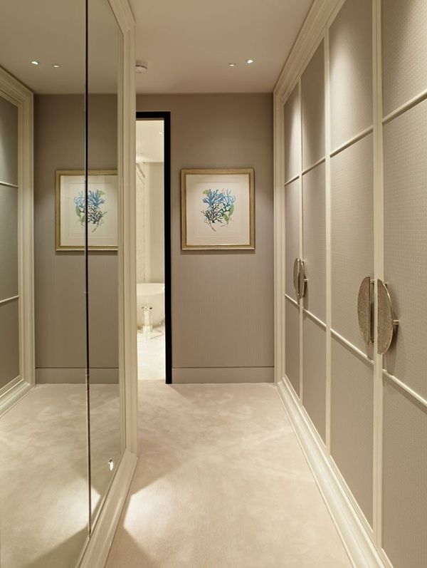 Closet designed by Taylor Howes.