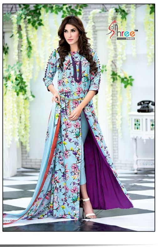 soya By shree Fabs ( 7Pc Catalog)