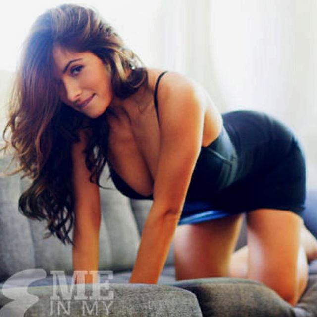 Sexy nude female having sex