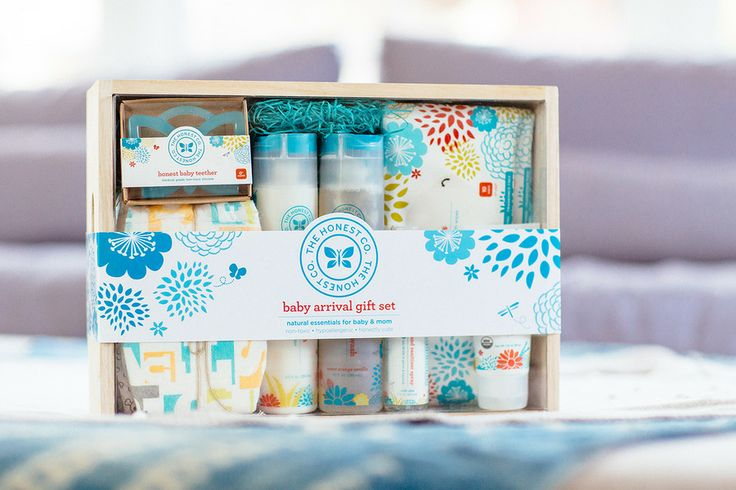 The Honest Baby Arrival Gift Set| Awesome Gift Idea for new mommy's