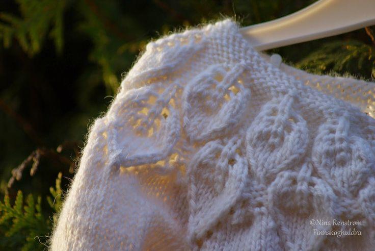 Finnskoghuldra's blogg: Bella- og hjerte jakke er ferdig :)