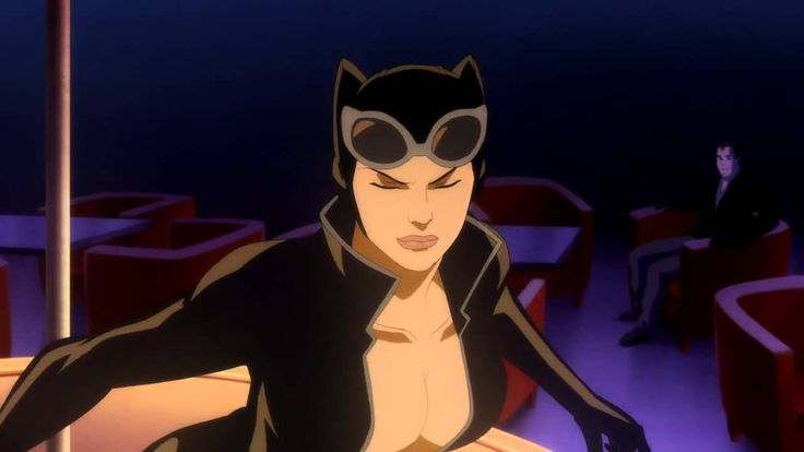 Catwoman 2011 Animated Full movie