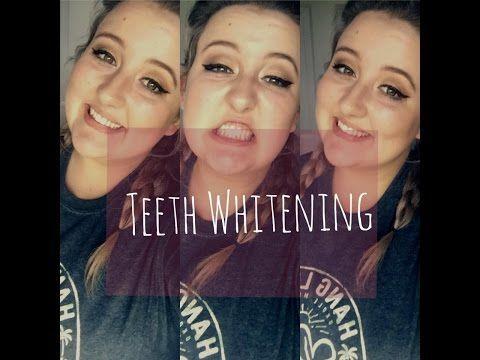 How I Whiten My Teeth! | DIY teeth whitening  YouTube