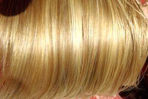 DIY haarmasker voor super glanzend en gezond haar!