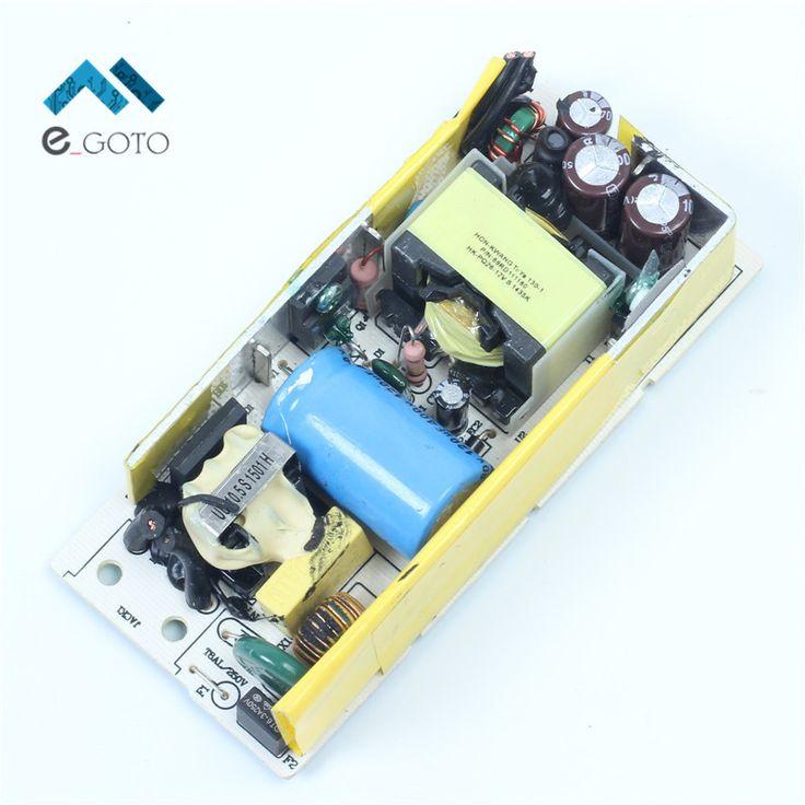 5000MA AC-DC 12 V 5A Switching Power Supply Modul untuk Mengganti/Perbaikan Layar LCD Beralih Power Supply Papan Telanjang Monitor Modul