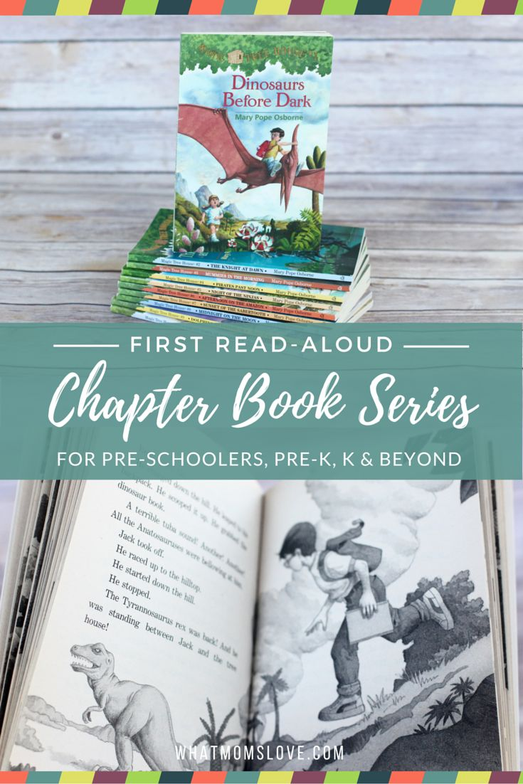 7 Read Aloud Chapter Book Series To Successfully Introduce Your Kids To  Chapters (and Have Them Begging For €�just One More""
