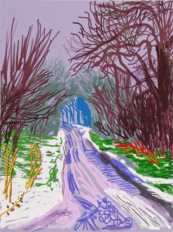10 best david hockney art projects images on pinterest