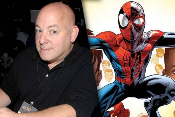 Comics Legend Brian Michael Bendis on Sexism and Making a Nonwhite Spider-Man