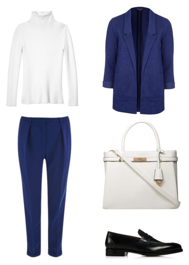 """Geen titel #4"" by shanisiavniel on Polyvore featuring mode, Les Copains, Topshop, Wessex en Dorothy Perkins"