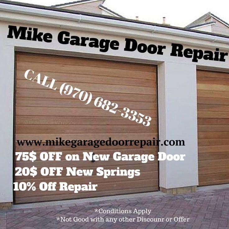 Etonnant We Repair U0026 Replace All Types Of Garage Door
