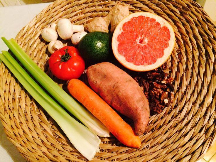 Owoce i warzywa – zadziwiające podobieństwo do ludzkich narządów i ich dobroczynne oddziaływanie