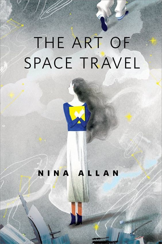 The Art of Space Travel - Nina Allen