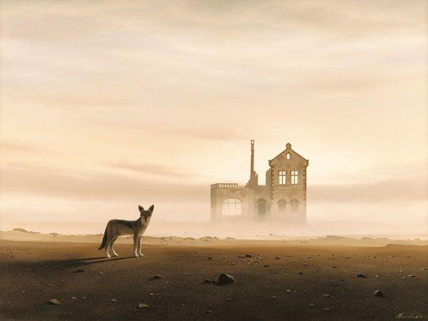 Colonial Twilight -  Keith Alexander