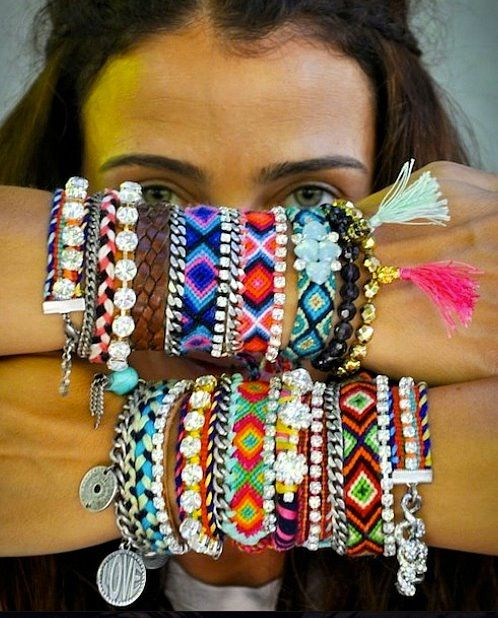 knottyFashion, Arm Party, Style, Summer, Jewelry, Accessories, Arm Candies, Friendship Bracelets, Arm Parties
