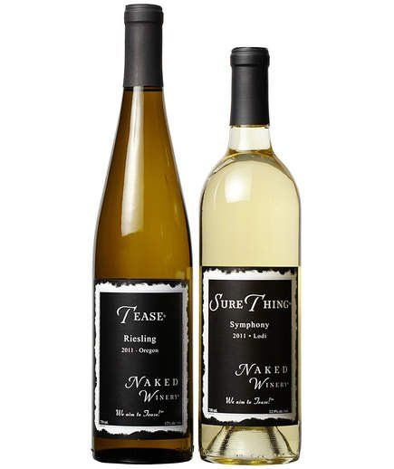 Romantic Christmas Gifts for a Husband   Naked Winery Bundle Pack