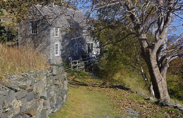 Kent Cottage, Brigus, Newfoundland