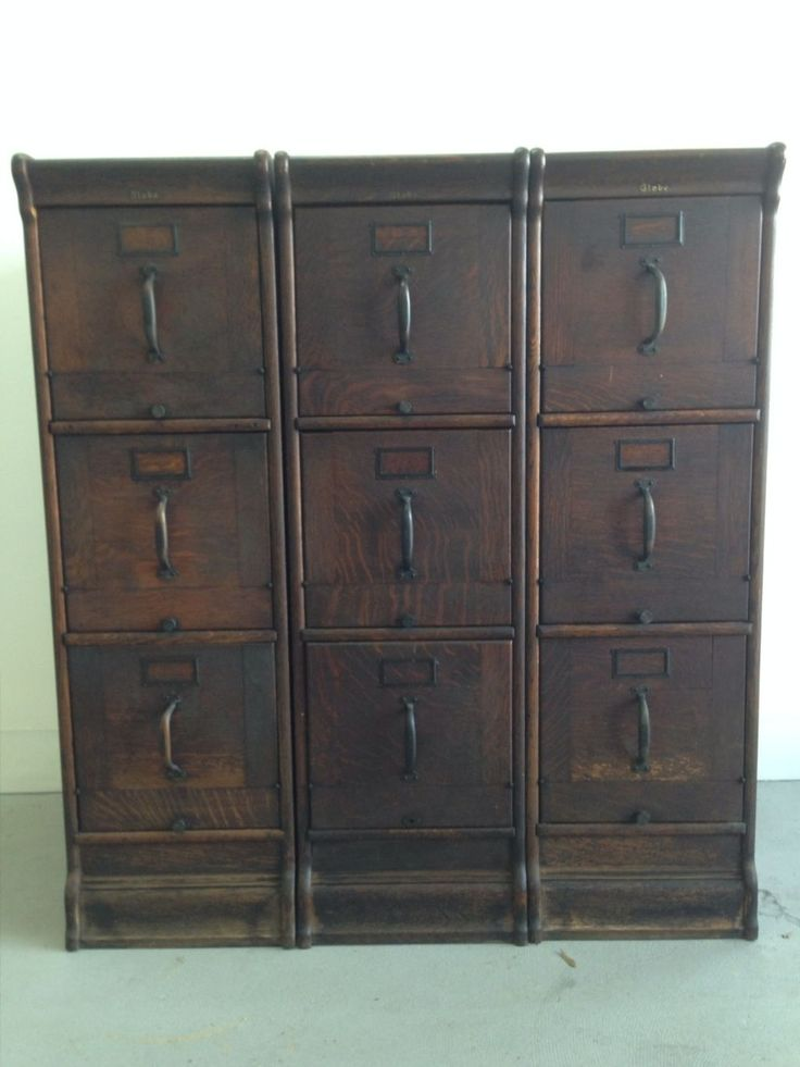 253 best furniture desks cabinets cases and drawers images on vintage globe wood file cabinets ebay asking 895 malvernweather Image collections