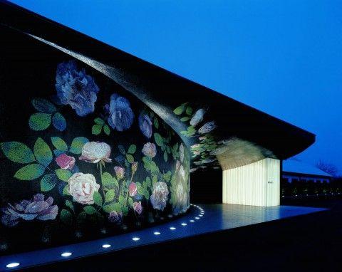 Bisazza: #Mosaici per eccellenza, articolo di #CristianoSeganfreddo,  Artribune, martedì 18 settembre 2012