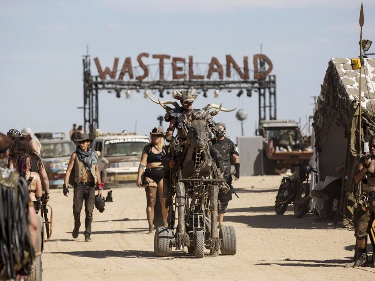 Image result for wasteland weekend 2018 burlesque