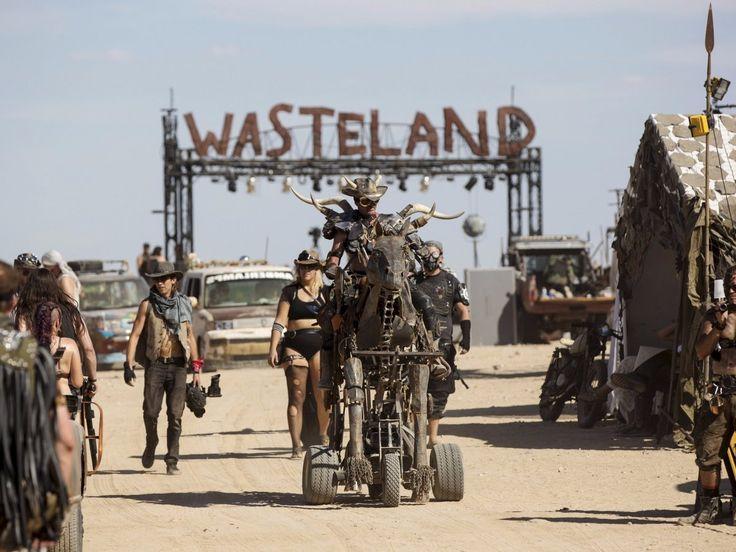 Image result for wasteland weekend 2018 burlesque