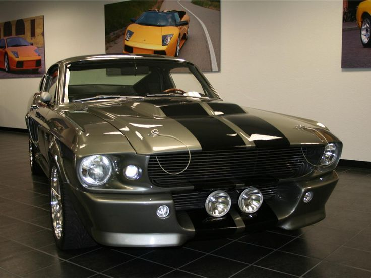 1967 ford shelby mustang gt500 eleanor original movie car. Black Bedroom Furniture Sets. Home Design Ideas