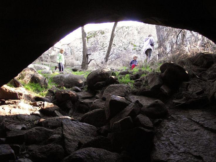 """Mulkas Cave"" Western Australia   Holiday Road"