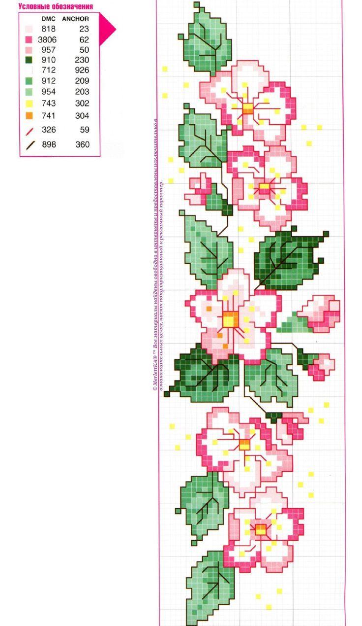 ВЫШИВКА крестом - Embroidery
