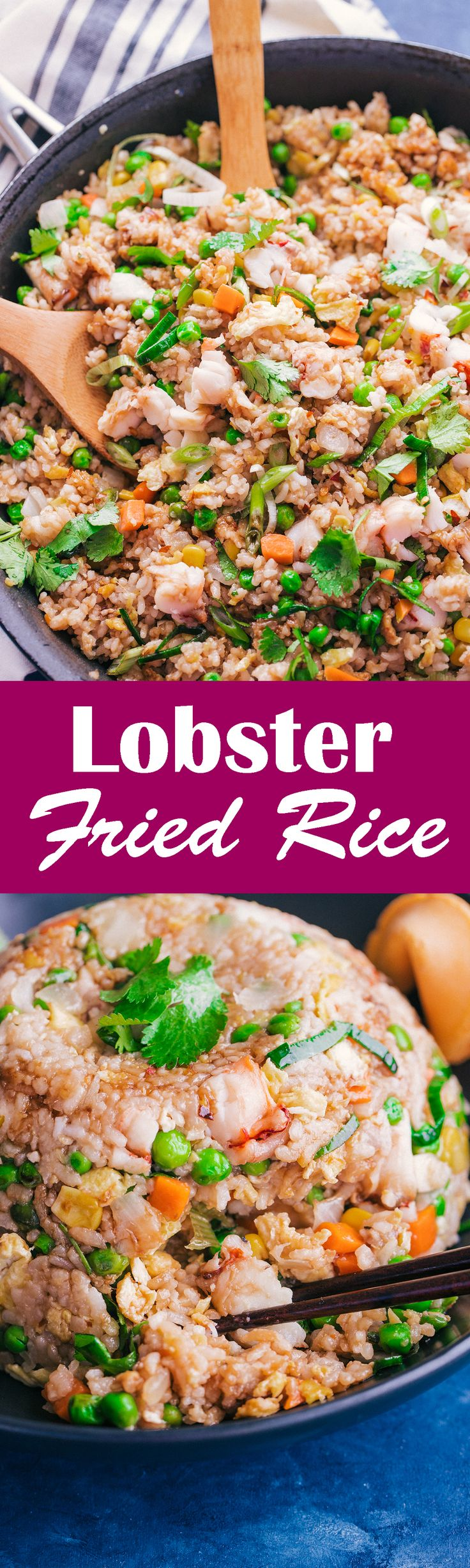 Lobster Fried Rice - The Food Cafe