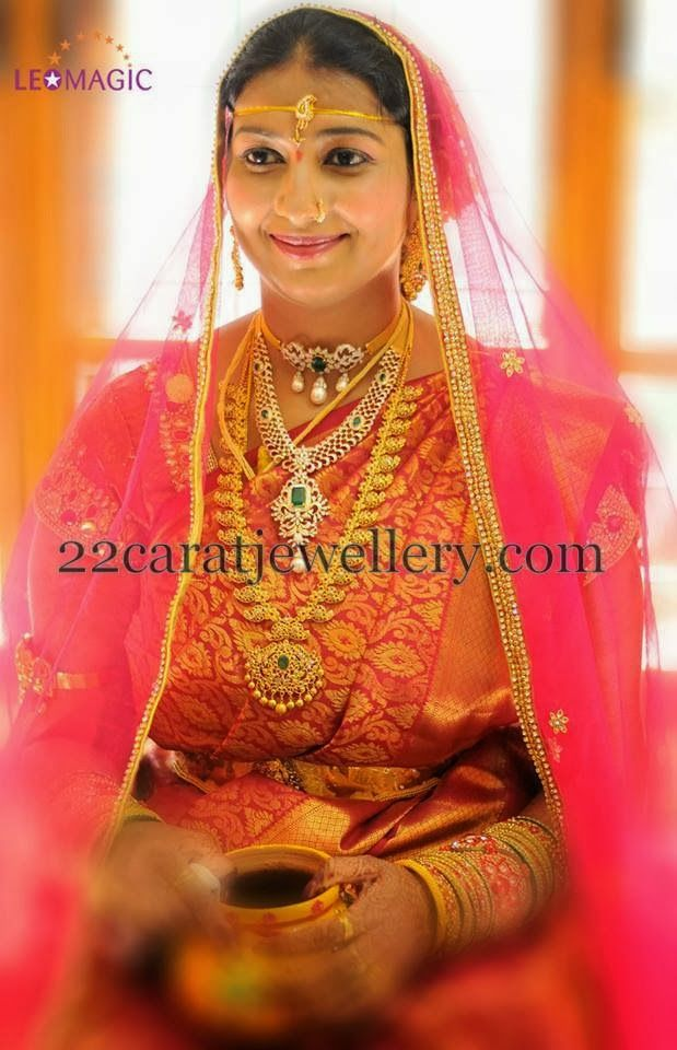 Indian Contemporary Wedding Jewellery   Jewellery Designs