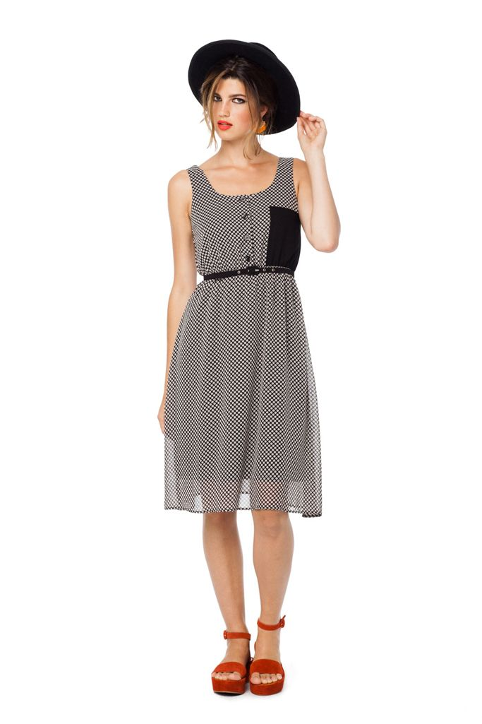 Robe La Movida dress  - PE/SS16 Annie 50