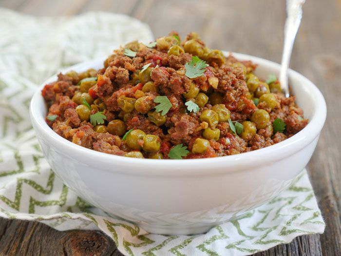 Keema is one of my favoriteIndian recipes because of how very easy it is to make. I have a recipe for it in my Paleo Indian eBook, but I decided to adapt the dish tobeInstant Pot friendly. If you've never had keema before – itkind of reminds me of Indian spaghetti sauce, only with less …